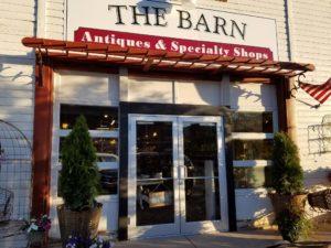 The Barn Front Doors 06152016